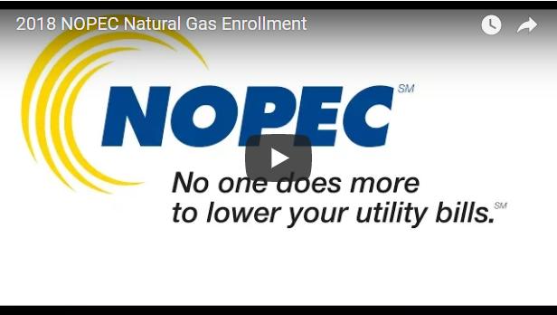 2018 NOPEC Natural Gas Enrollment Video