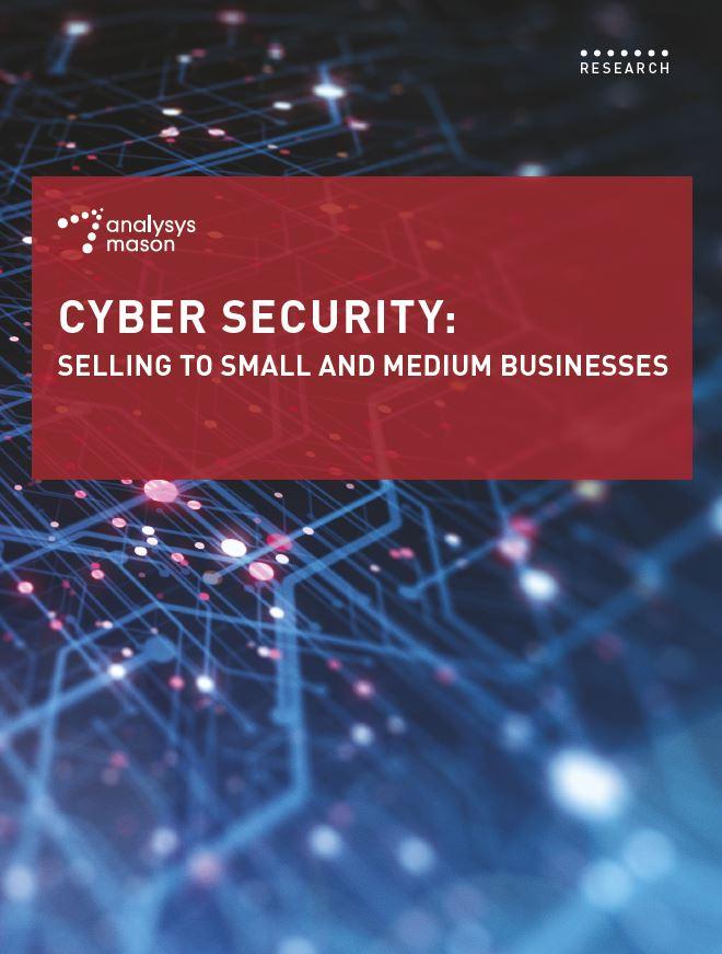 Analysys Mason cyber security brochure